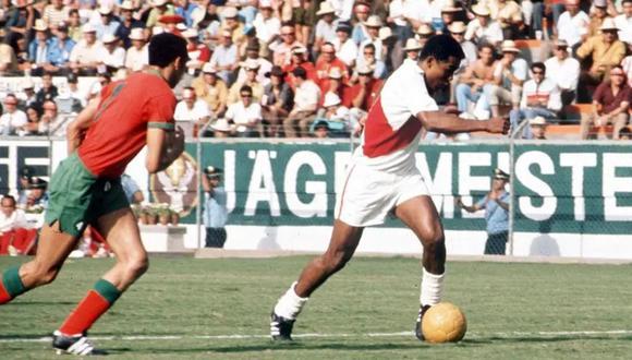 Teóflo Cubillas tiene 10 goles en la historia de los Mundiales. (Foto: AFP)