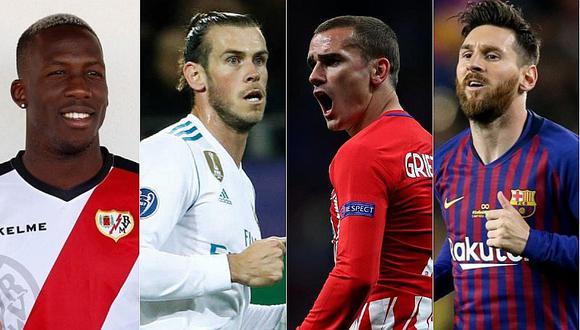Liga Santander EN VIVO: así va la tabla tras la derrota del Real Madrid