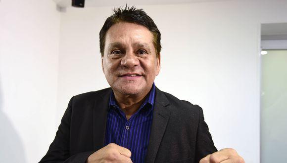 El cuatro veces campeón mundial de boxeo ha sido durante la pandemia de la COVID-19 un activista en sus redes sociales, llamando a la población a cuidarse del coronavirus. (Foto: AFP)