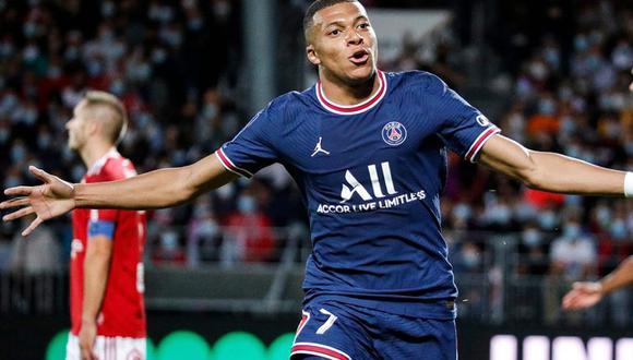Kylian Mbappé recibirá una nueva oferta por parte de PSG. (Foto: EFE)