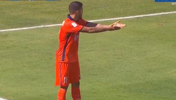 Beto da Silva y su 'blooper' con César Vallejo por Liga 1.