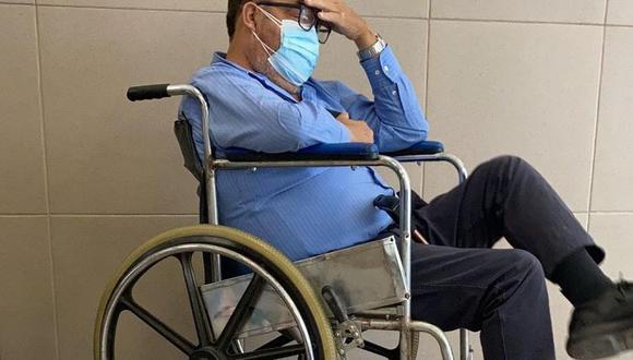 Fue a preguntar si tenía COVID, tuvo trombosis y ahora no lo aceptan en UCI (Foto: El Comercio).