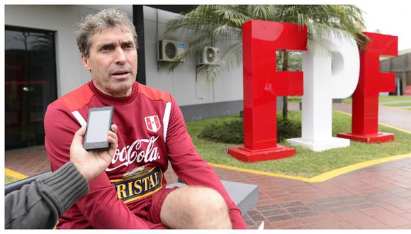 """Nestor Bonillo: """"No podemos conformarnos solo con buenas actuaciones"""""""