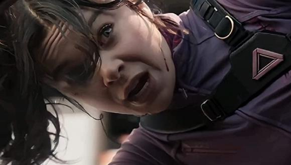 "Hailee Steinfeld interpretará a Kate Bishop, la aprendiz de Barton, en ""Hawkeye"" (Foto: Marvel Studios/ Disney+)"