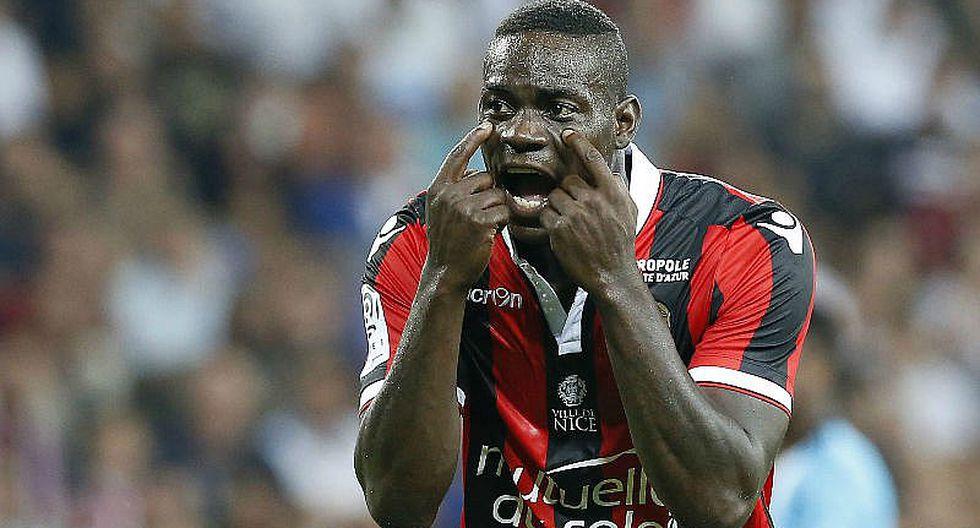 Mario Balotelli: Bastia duda de gritos racistas contra el italiano