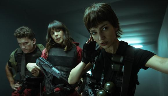 Según anunció NETFLIX, la quinta temporada de La Casa de Papel se dividirá en dos partes. Conoce aquí las fechas de estreno.