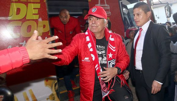 Marcelo Grioni logró el ascenso con Cienciano a la Liga 1 2020