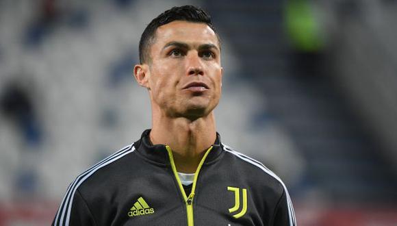 Cristiano Ronaldo se marcharía a Manchester City, indican en Italia. (Foto: AFP)