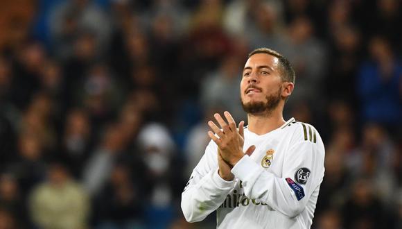 Eden Hazard aseguró que seguirá en Real Madrid. (Foto: Reuters)
