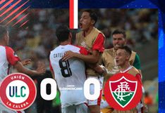 Unión La Calera empató sin goles ante Fluminense y lo dejó fuera de la Copa Sudamericana 2020 [RESUMEN]