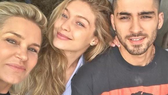 Gigi Hadid y Zayn Malik se convertirán en padres. (Foto: Instagram)