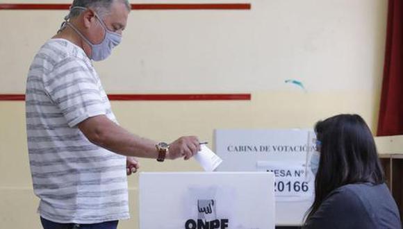 Las Elecciones Generales 2021 se realizarán el próximo 11 de abril. (Foto: ONPE)