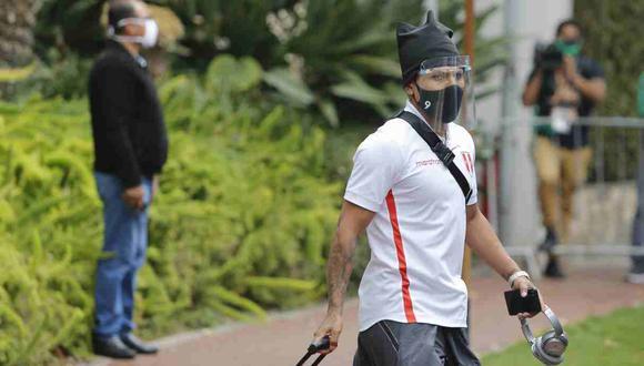 Ruidíaz habla sobre posible llegada de Ormeño a la selección peruana. (Foto: GEC)