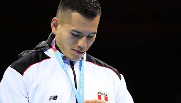 José María Lúcar dirá presente en los Juegos Olímpicos Tokio 2020. (Foto: IPD)