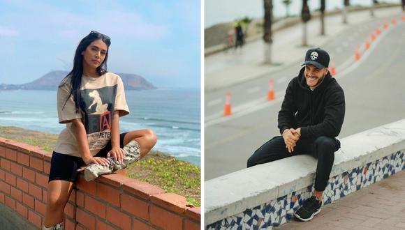 Mario Irivarren causó polémica con un comentario a la modelo Vania Bludau. (Foto: Instagram / @marioirivarren / @vaniabludau).