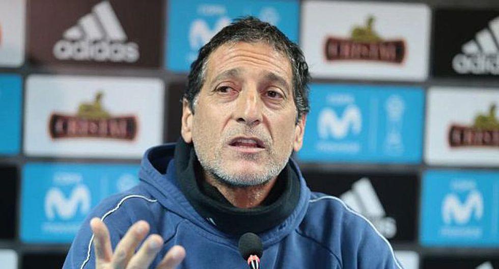 Alianza Lima anunció oficialmente a Mario Salas como su flamante ...