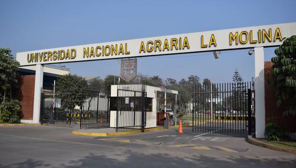 Examen de admisión de la Universidad Nacional Agraria La Molina es postergado por la pandemia.  (Foto: UNALM)
