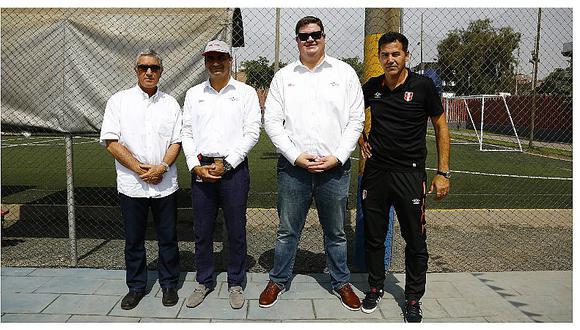 Selección peruana: Daniel Ahmed celebra partida de Polo al Morelia