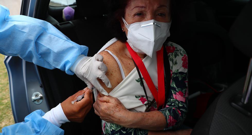 Cronograma de vacunación: Personas de 59 y 58 años ya tienen fecha para ser inmunizadas