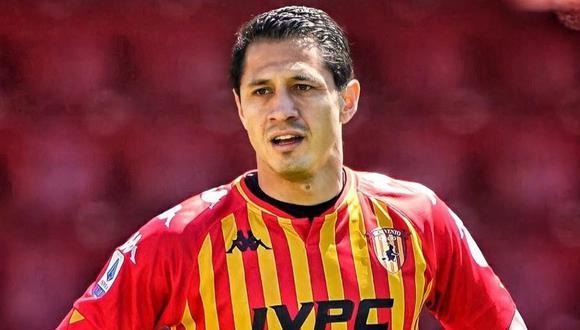El delantero peruano no fue considerado por el comando técnico del Benevento para la pretemporada.