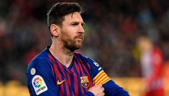 Lionel Messi es nuevo jugador del París Saint-Germain. (Foto: AFP)