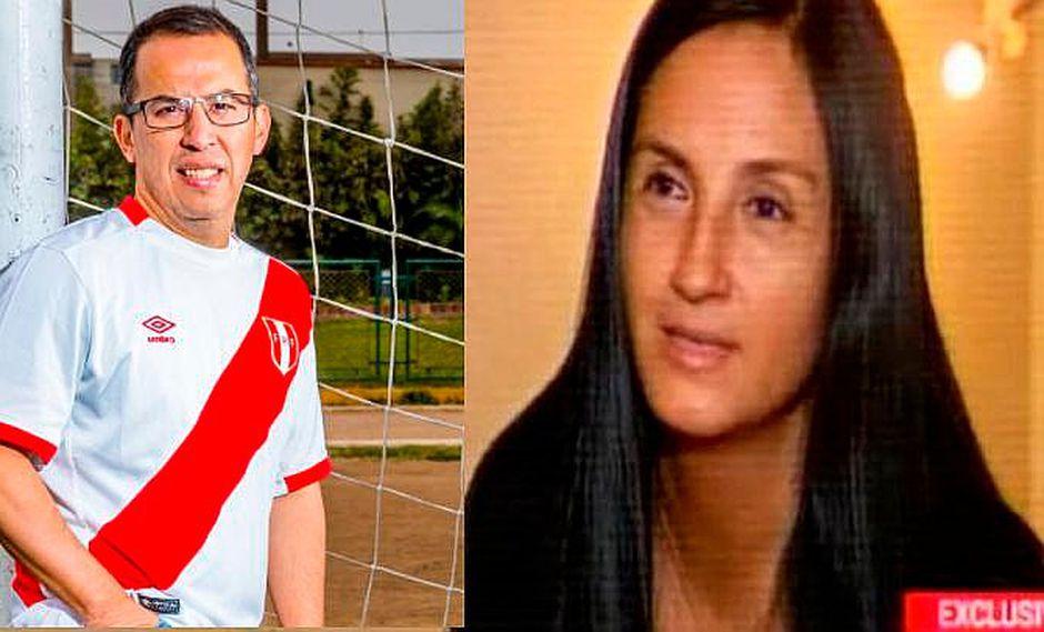 "Esposa de Peredo: ""Me encargaré de cuidar el legado de Daniel"""