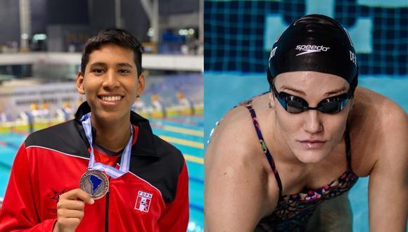 Con los dos nadadores, ya son 28 los clasificados a Tokio 2020. (Foto: Twitter)