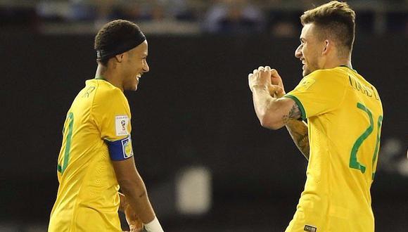 Barcelona: Lucas Lima le reveló a Neymar que ficharía por culés