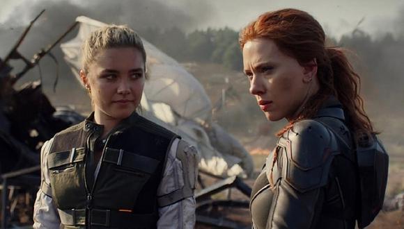 """Disney asegura que demanda de Scarlett Johansson por """"Black Widow"""" no tiene """"ningún fundamento"""". (Foto: Marvel Studios)"""