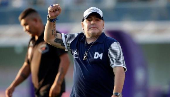 El abogado de Maradona aseguró que el Diez está entero. (Foto: EFE / Video:@CNNArgentina)