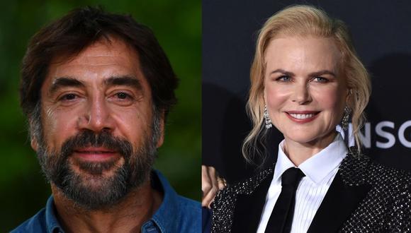 """Javier Bardem empieza a rodar """"Being The Ricardos"""" con Nicole Kidman y Aaron Sorkin. (Foto: AFP)"""