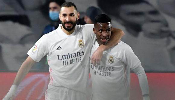 Getafe recibe al Real Madrid en vivo y en directo por la fecha 31 de LaLiga Santander (Foto: AFP)