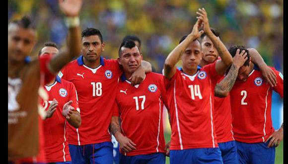 Selección de Chile sería perjudicada con inesperada decisión de la FIFA