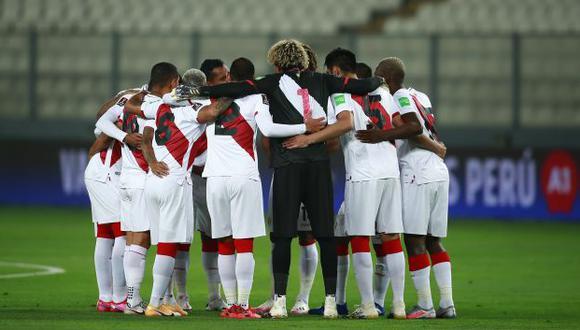 Perú se medirá con Chile por la tercera fecha de Eliminatorias Qatar 2022. (Foto: AFP)