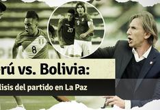 Perú vs. Bolivia: la jugada clave que cambió el partido