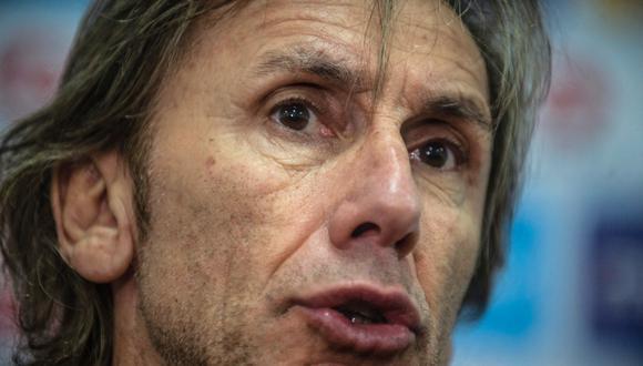 El técnico de la selección peruana se sometió a una prueba de descarte de COVID 19