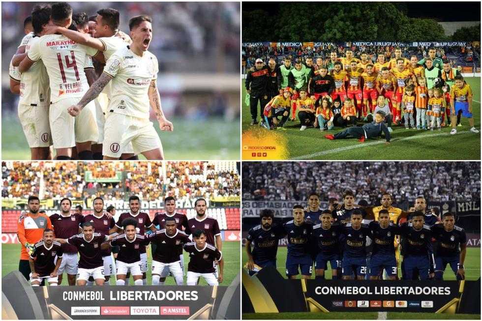 Los 15 clubes menos valiosos de la Copa Libertadores 2020. (AFP)