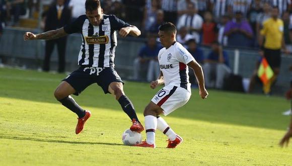 Alianza Lima: Pablo Míguez no entrenó con normalidad de cara al duelo ante Vallejo