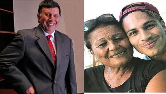 Padre de Claudio Pizarro se pronunció sobre las acusaciones de doña Peta