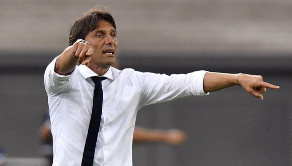 Antonio Conte es candidato para Real Madrid. (Foto: EFE)