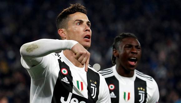 """Para esto me contrató Juventus"""