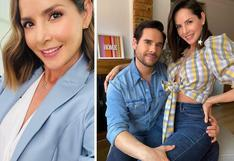 "Carmen Villalobos sobre su esposo Sebastián Caicedo tras dar positivo a COVID-19: ""Ha estado muy regular"" | VIDEO"