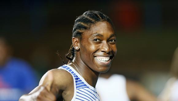 Semenya fue campeona del mundo por primera vez en 2009 con 18 años. (Foto: AFP)