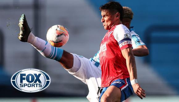 Racing cayó 1-0 ante Nacional en el Cilindro de Avellaneda