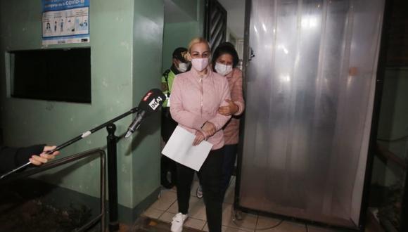 Dalia Durán revela cómo reaccionó su familia tras conocer que fue agredida por John Kelvin. (Foto: GEC).