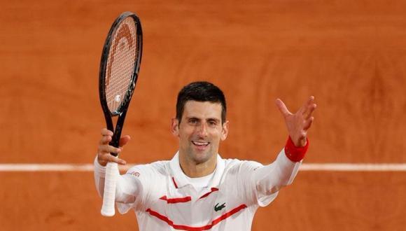 Internacional Novak Djokovic Se Mete Con Show A Octavos De Final De Roland Garros Noticias El Bocon Peru