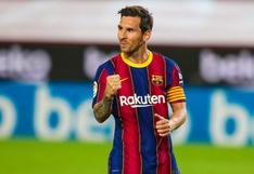 """Lionel Messi tras amago de salida del Barcelona:  """"Asumo mis errores"""""""