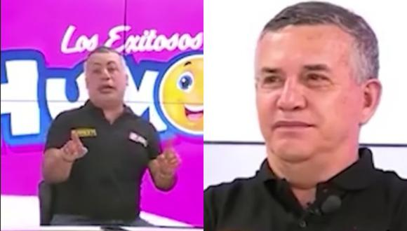 El imitador Miguel Moreno realizó una divertida parodia del candidato presidencial Daniel Urresti y la reacción del postulante de Podemos Perú se ha vuelto viral en las rede sociales. FOTO: Captura/Facebook.