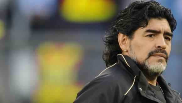Diego Maradona recordado en Miss Universo. (Foto: Getty)