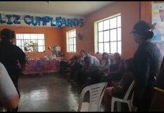 Policía en Cañete interviene fiesta infantil en plena cuarentena por el coronavirus [VIDEO]